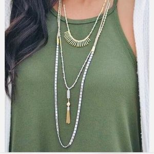 :: Stella & Dot Riad 7-in-1 Layering Necklace